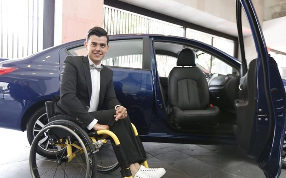 auto para discapacitados