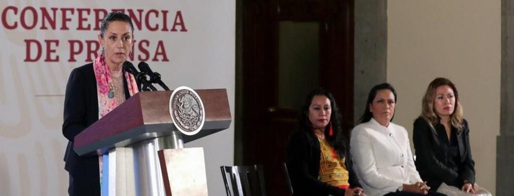 Gobernadora de la Ciudad de México 1055x402