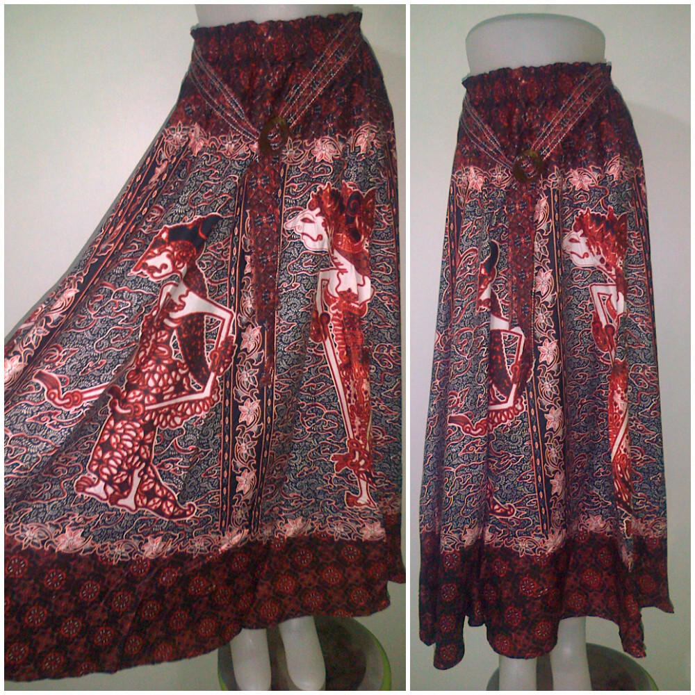 Image Result For Model Gamis Batik Rok Payung