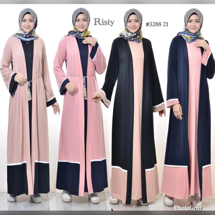 model baju gamis pns model baju gamis muslimat model baju gamis kombinasi dua warna model baju fatayat modern model baju dinas pns yang syari mix and match hijab remaja mix and match ba