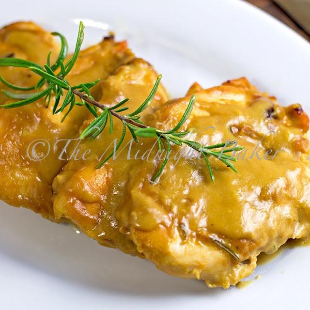 Maple Dijon Chicken