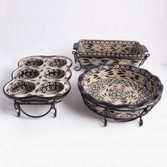 Temp-Tations Specialty Baking Set #temptationsbakeware #temptationsbakingset