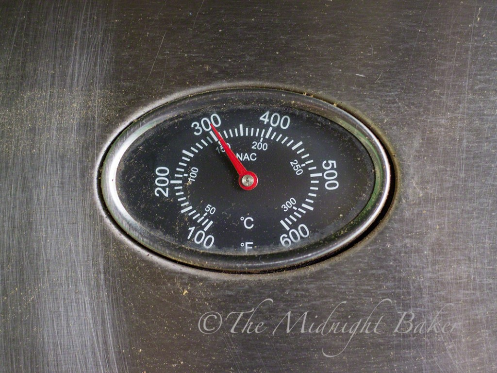 Temperature for Smoking on a Gas Grill #gasgrill #smokedfoods #smoker