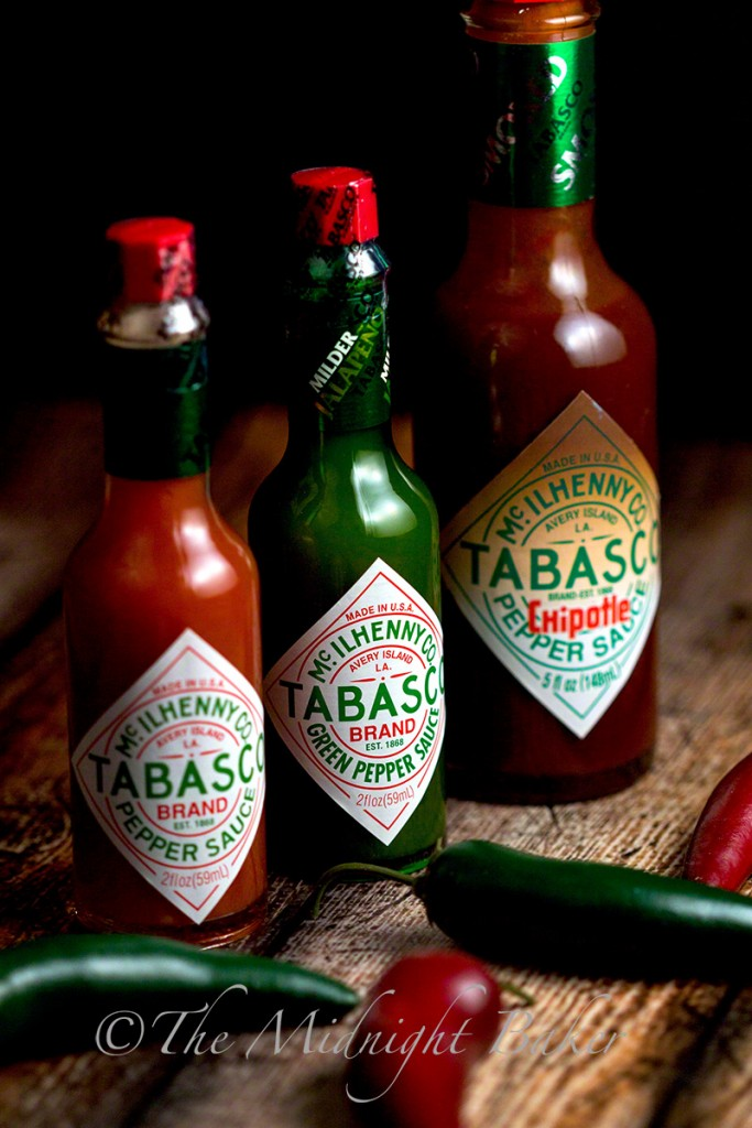 tabasco pepper sauces   bakeatmidnite.com   #SeasonedGreetings #ad