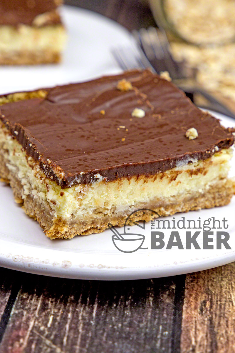 These Cool-A-Coo bars are a hack of the famous and delicious ice cream treat sold at Dodger Stadium. This one substitutes cheesecake for the ice cream.
