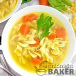 Want chicken noodle soup quickly and without heating your kitchen? Use your Instant Pot!