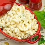 Macaroni salad just like the neighborhood deli