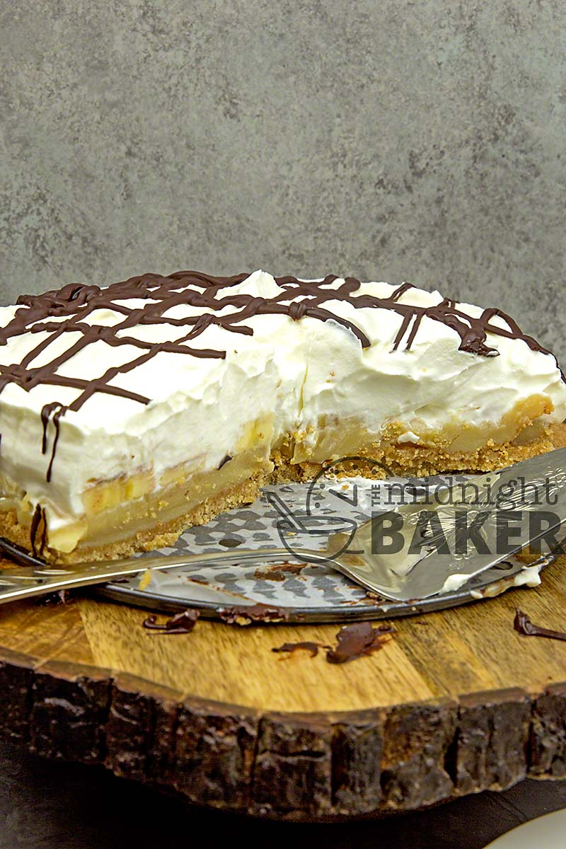 Britain's favorite dessert. What's not to love about toffee and whipped cream?