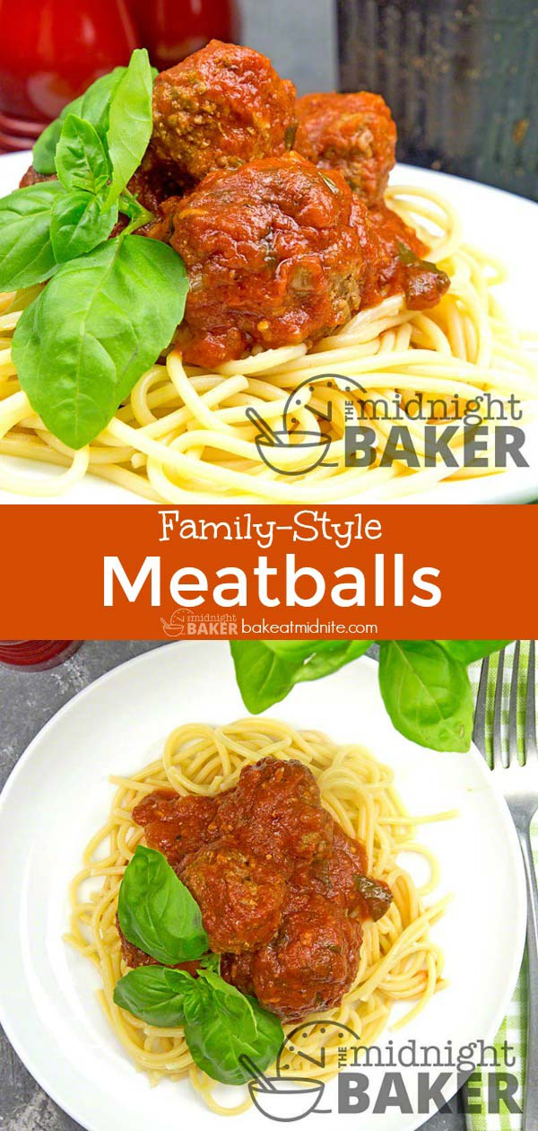 Family-friendly dinner with an unusual tip for great-tasting sauce.
