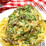 Elevate a humble chicken breast to gourmet level with this tasty sauce.