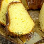 An easy pound cake with the bright flavor of oranges