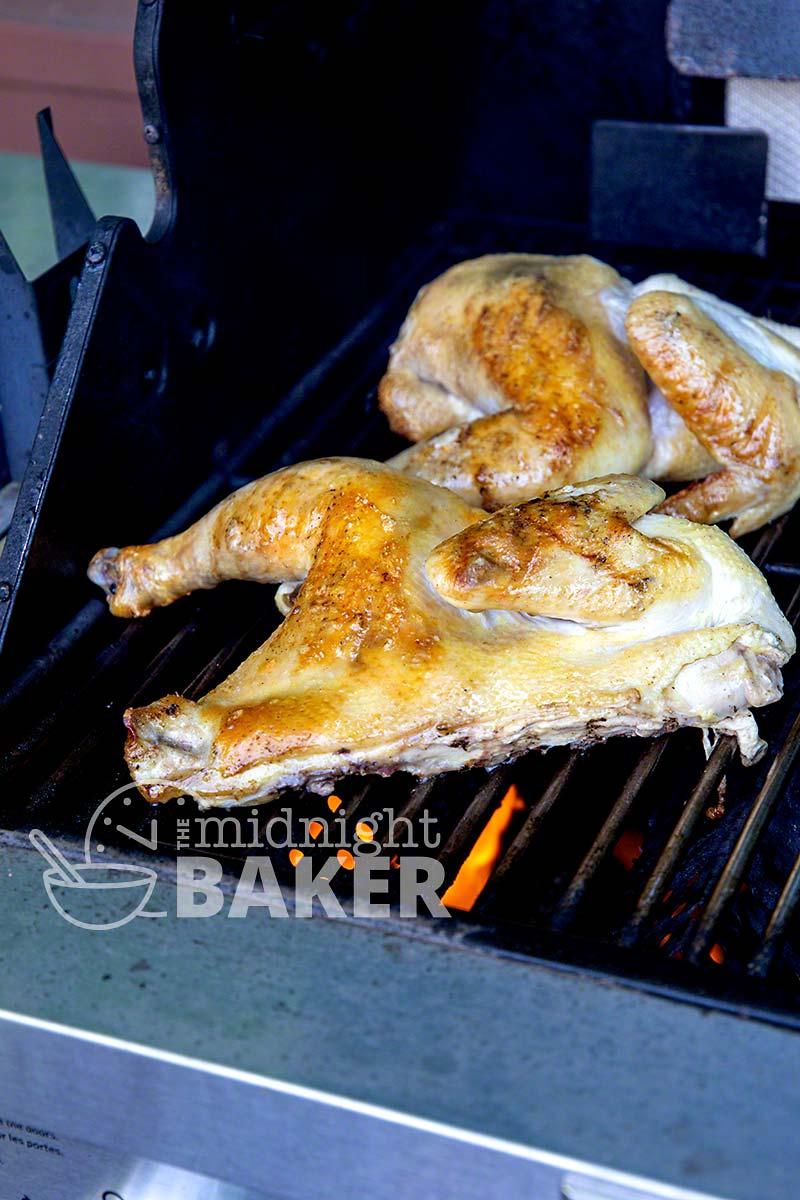 Copycat Brooks BBQ chicken