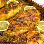 Swiss Dijon Chicken