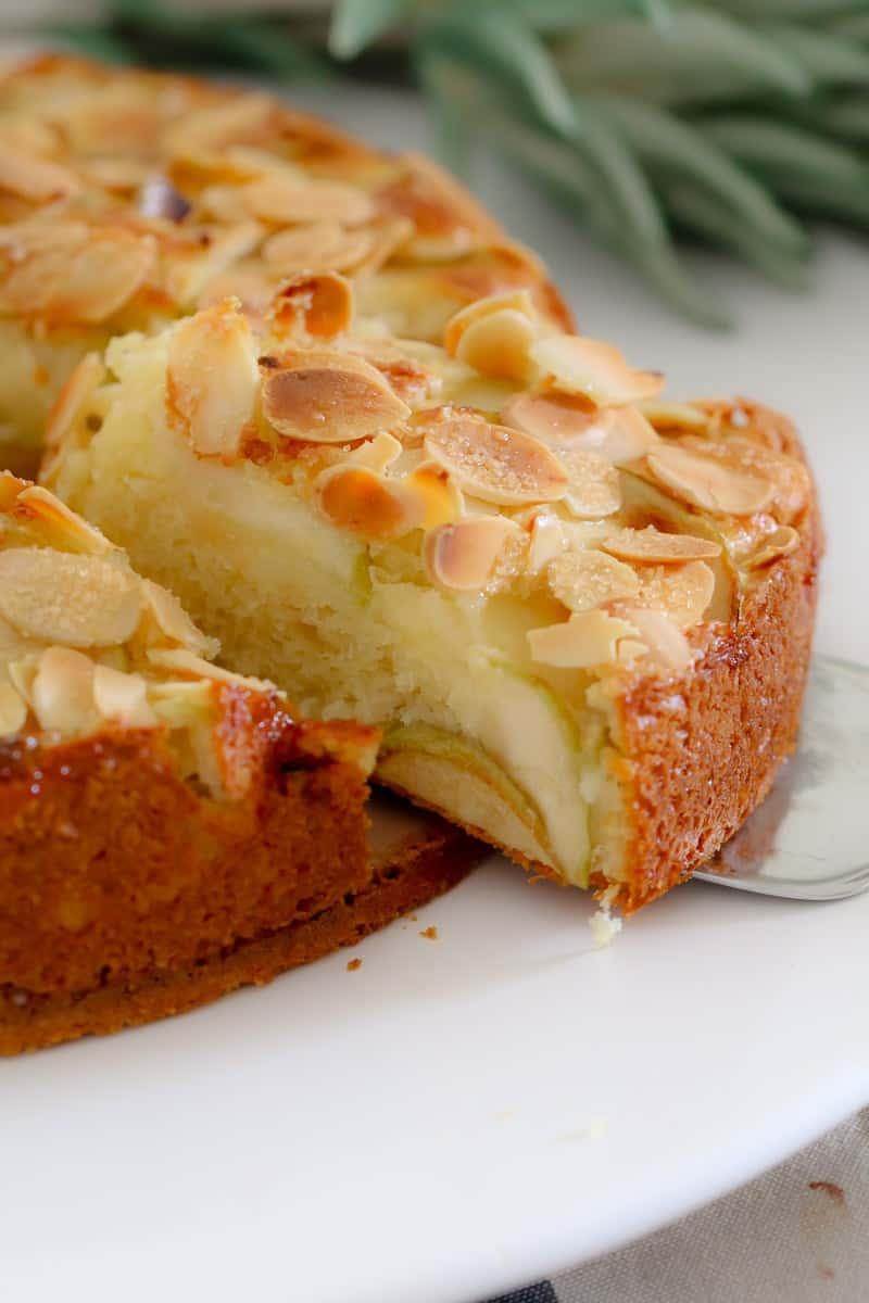 Easy Apple Cake Bake Play Smile