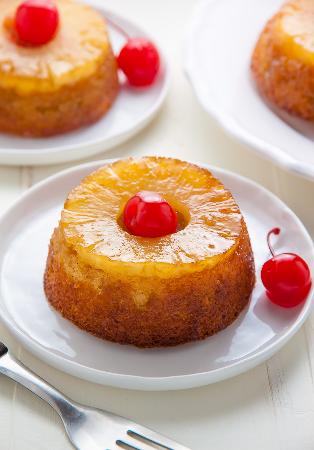 Upside Down Cake Tin