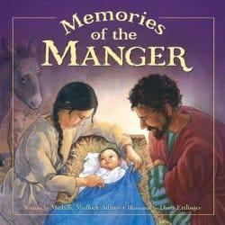 memories of the manger Christmas book