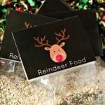 bags of reindeer food