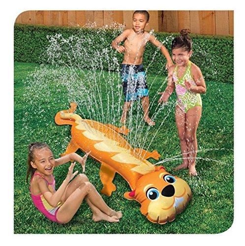 chipmunk water toy