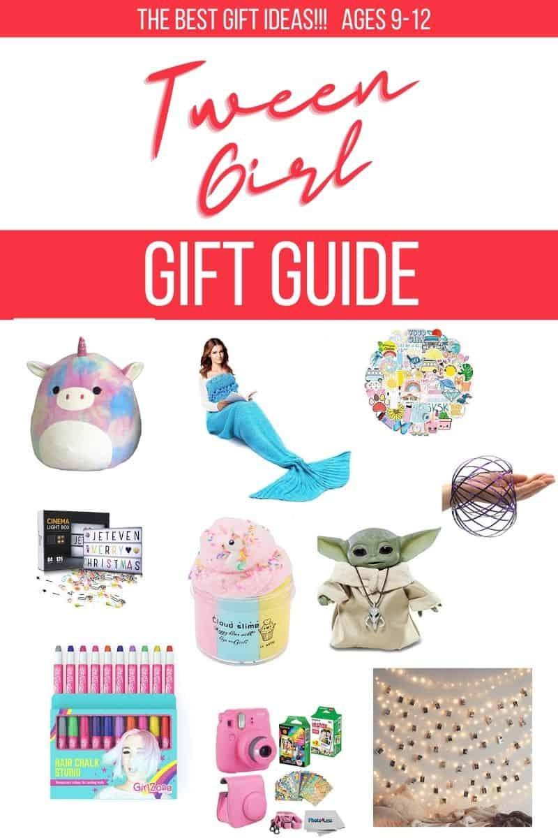 fun gifts for tween girls