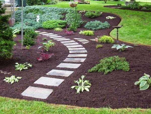 Ideas Garden Pond Edging