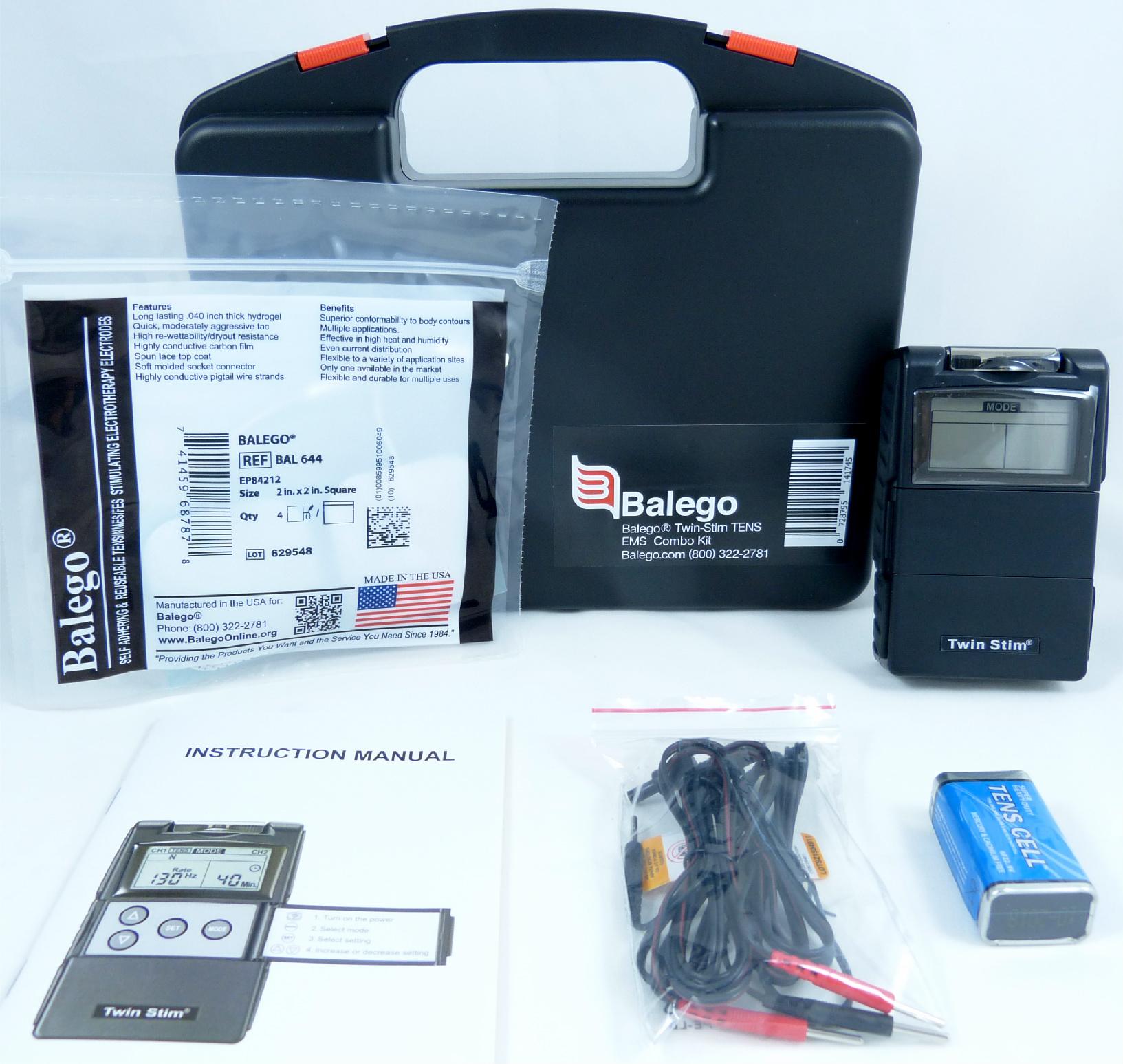 Reusable Self Adhesive Electrodes