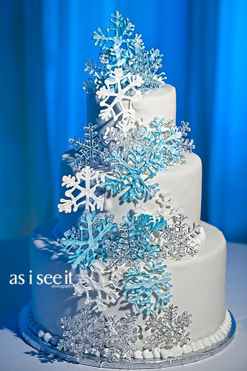 snowflake cake Archives   Banff And Canmore Wedding Planner winter snowflake wedding cake