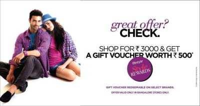 Lifestyle Bangalore Style Rewards Offer | Deals, Sales ...