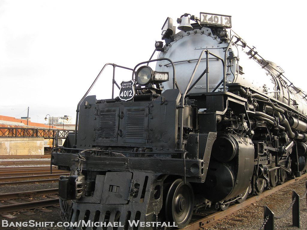 BangShift.com Gallery: Steamtown USA - Locomotives, Diesel ...