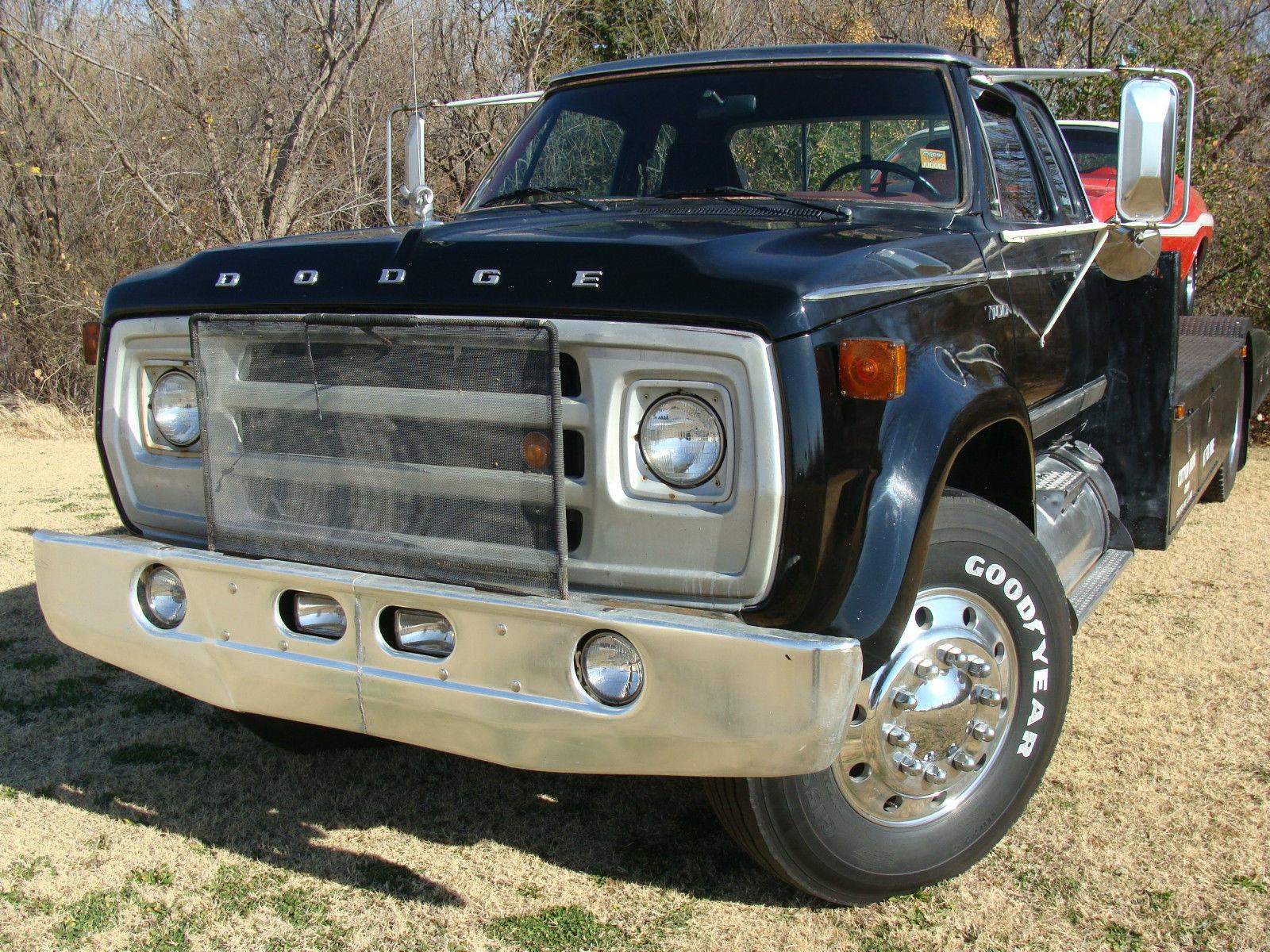 1980 Dodge Pickup Truck Parts