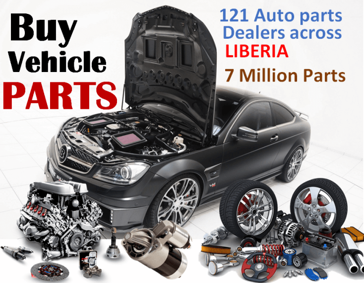 Buy Vehicle Parts in Liberia   BanjooMotors   Buy  Sell or Rent Car     Vehicle Make