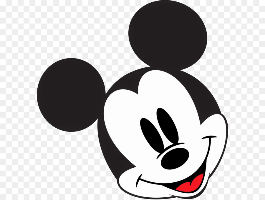 Mickey Mouse Thinking You
