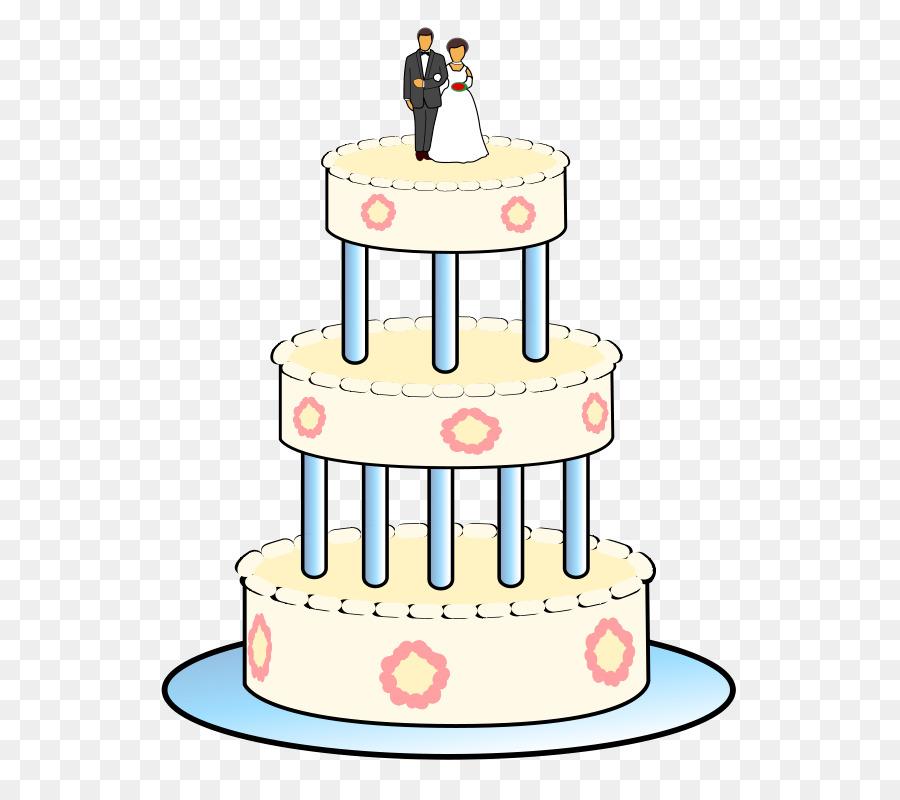 Cake Decorating Clip Art Invitation