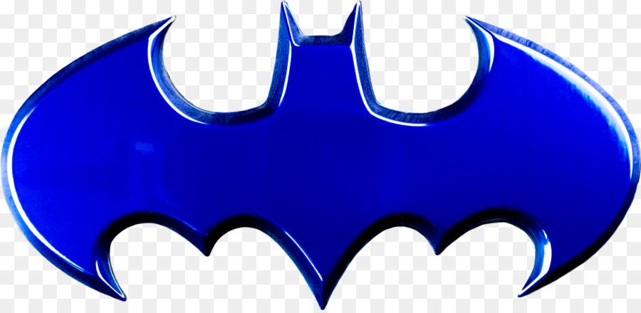 Batman Logo Emblem Clip Art Batman Emblem 1000 484 Transprent Png Free Download Blue Symbol