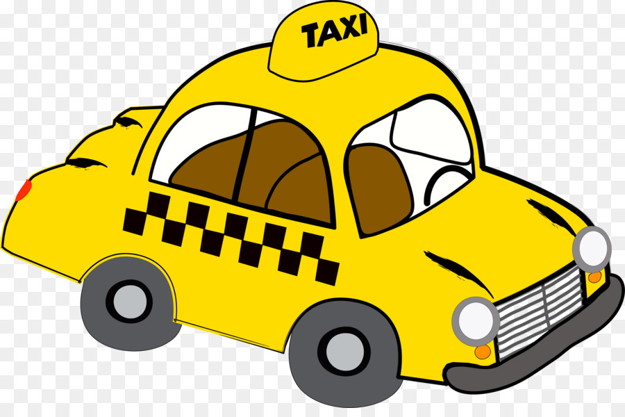 Taxi Yellow Cab Stock Photography Clip Art Taxi 4911 3202 Transprent Png Free Download