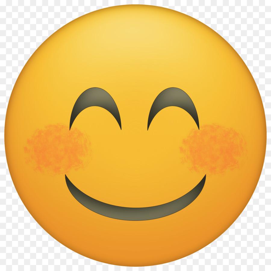 Blushing Smiley Face Clip Art
