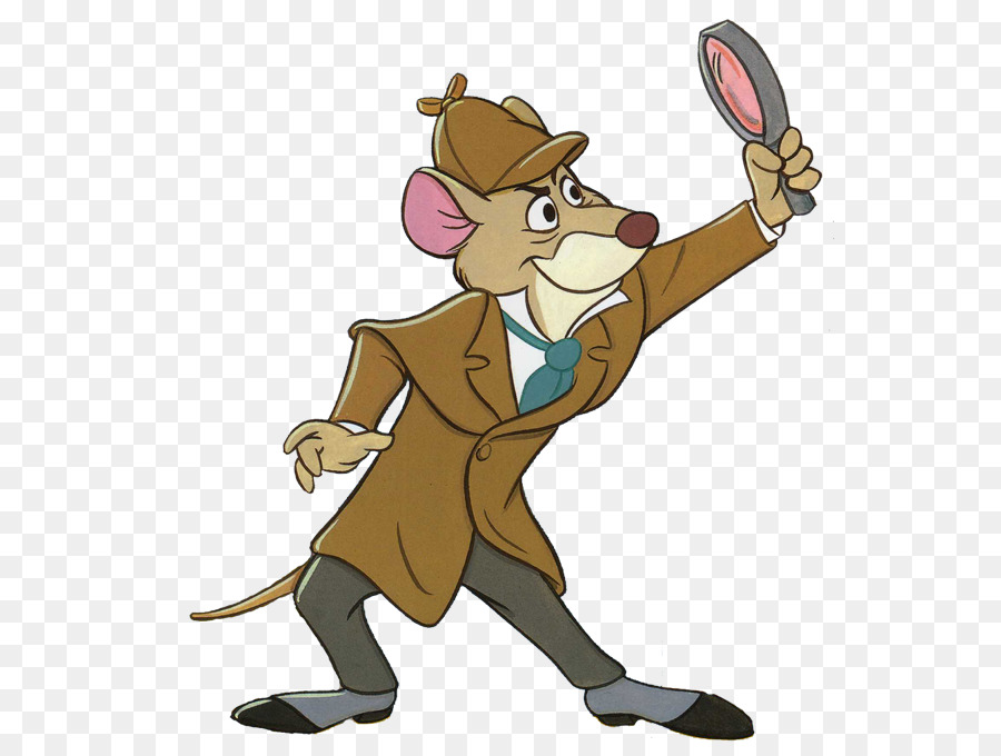 Mickey Mouse Minnie Mouse Detective Clip Art Mouse 600 677 Transprent Png Free Download Art
