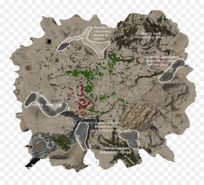 Subnautica Map Paradise Island Architecture - floating ...