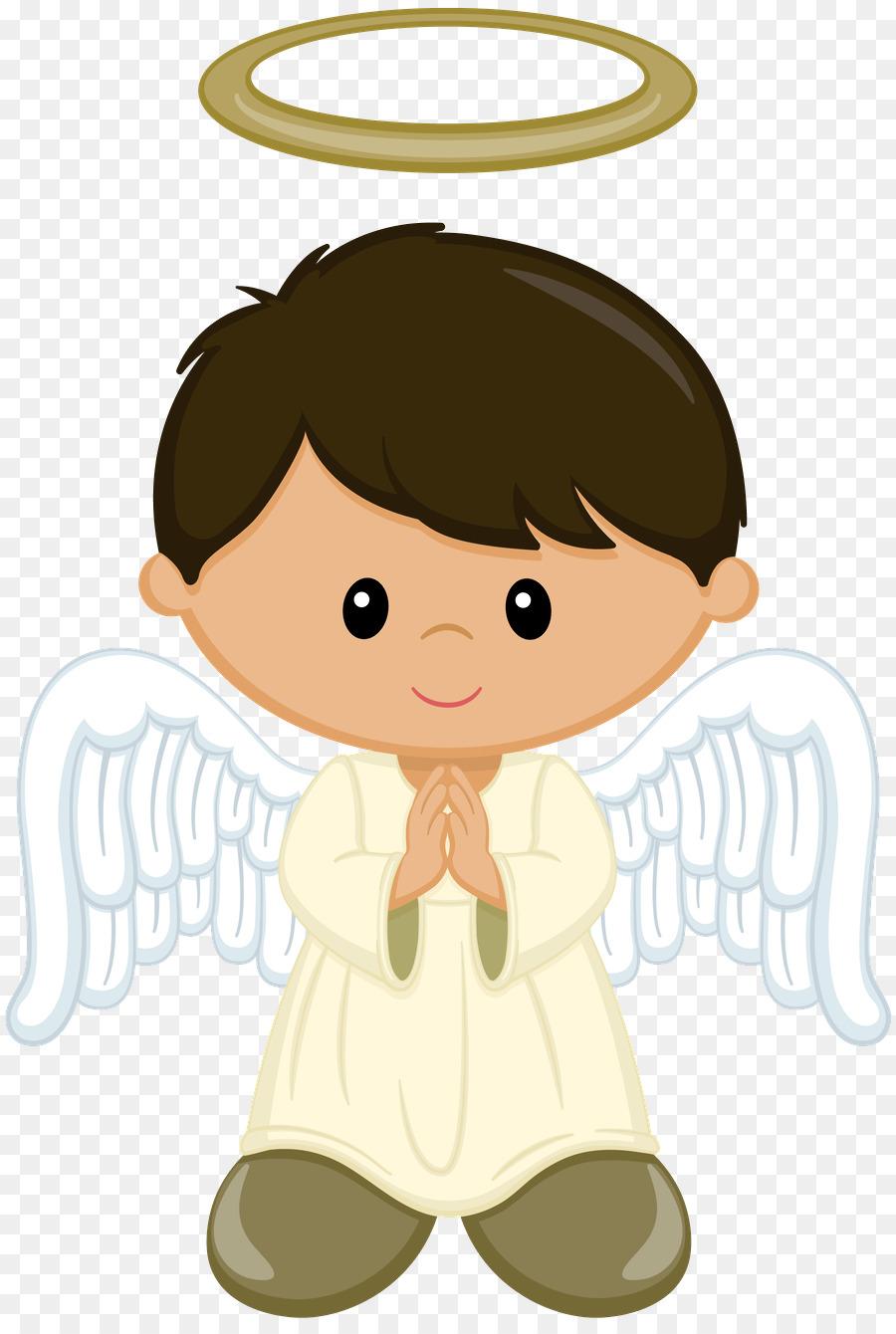 angel clipart boy - HD896×1322
