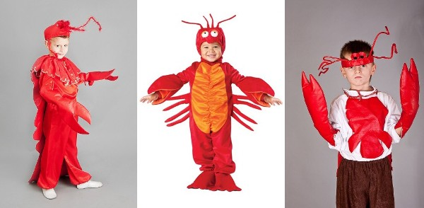 make your son a cancer costume for the christmas tree
