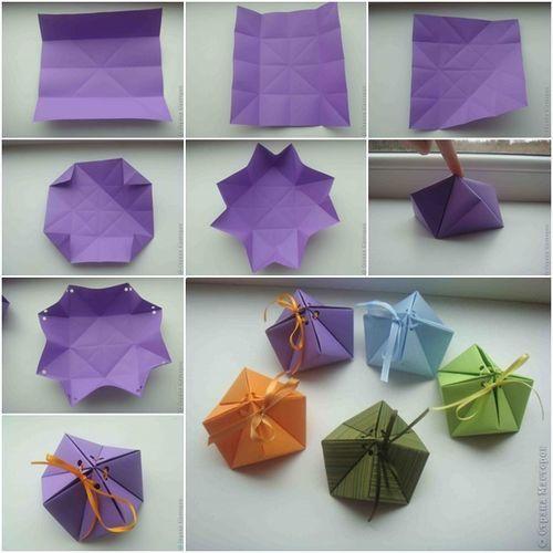 บรรจุภัณฑ์ Origami