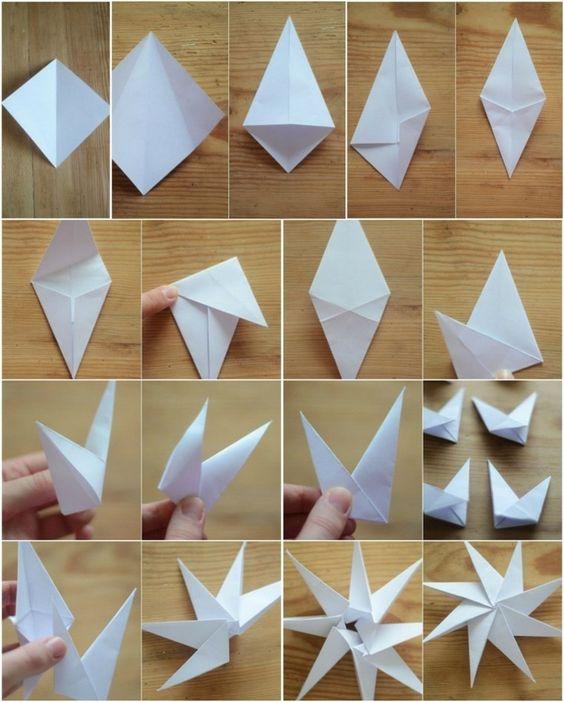 Csillag a papírból