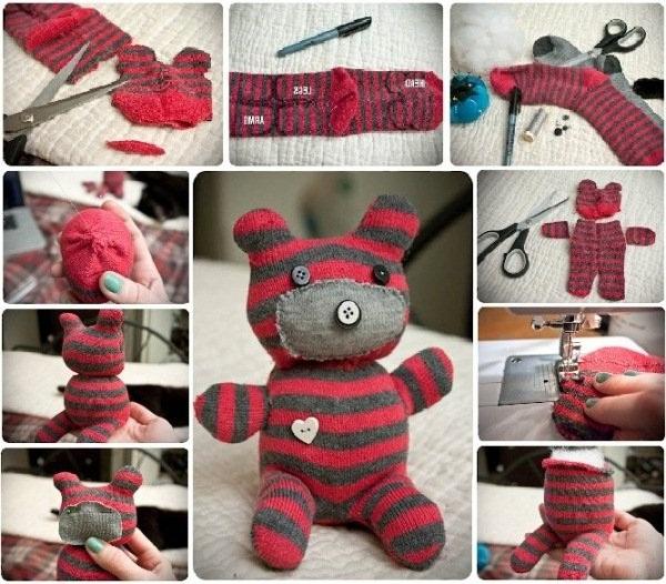 Düğme-ve-çorap-le-teddy-bear-oyuncak-ayıcık-yapımı-resimli-anlatımı