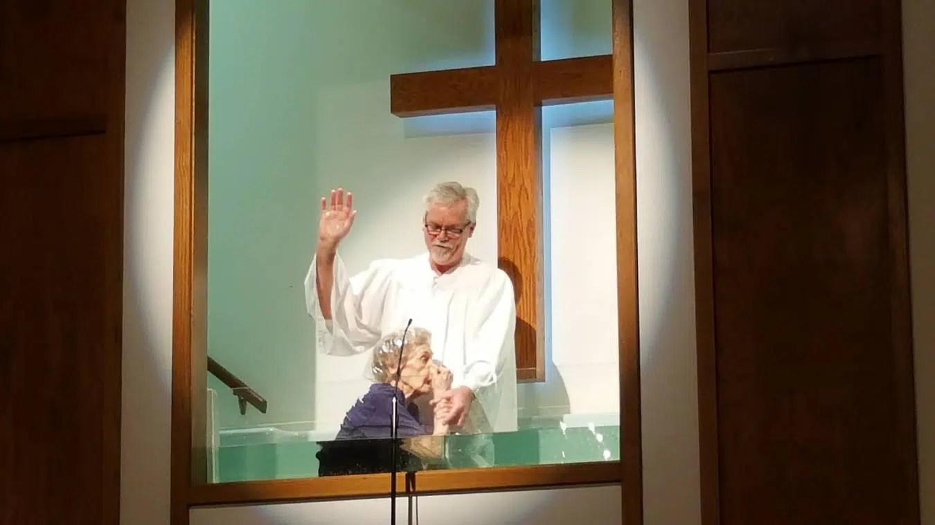 John Baptism Jesus Christ