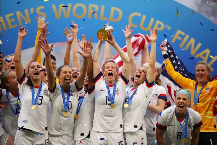 US women's soccer team wins its fourth World Cup ...
