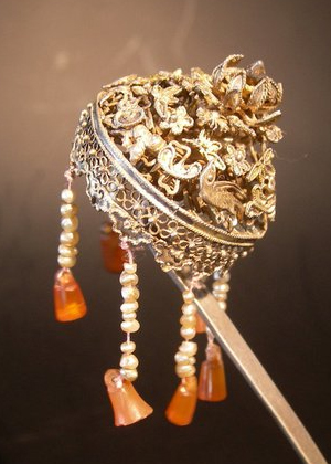 Gina Hellweger: Chinese Hair Ornament Collection ...