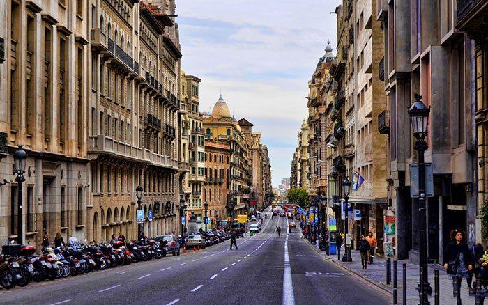 Metro - Barcelona függetlenül