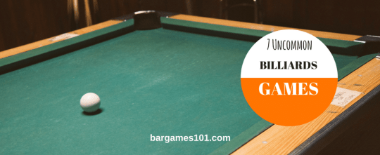 7 Billiards Games to Play When You re Sick of Eight Ball 7 Billiards Games to Play  When You re Sick of 8 Ball