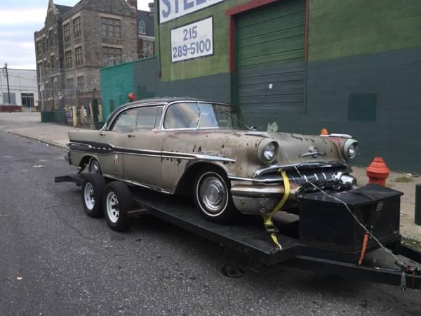 Low Cost Chief 1956 Pontiac Star Chief