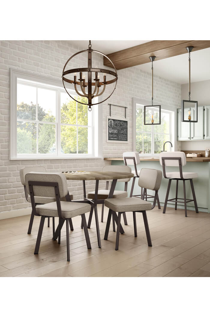 Buy Amisco S Brixton Dining Chair Modern Amp Comfortable