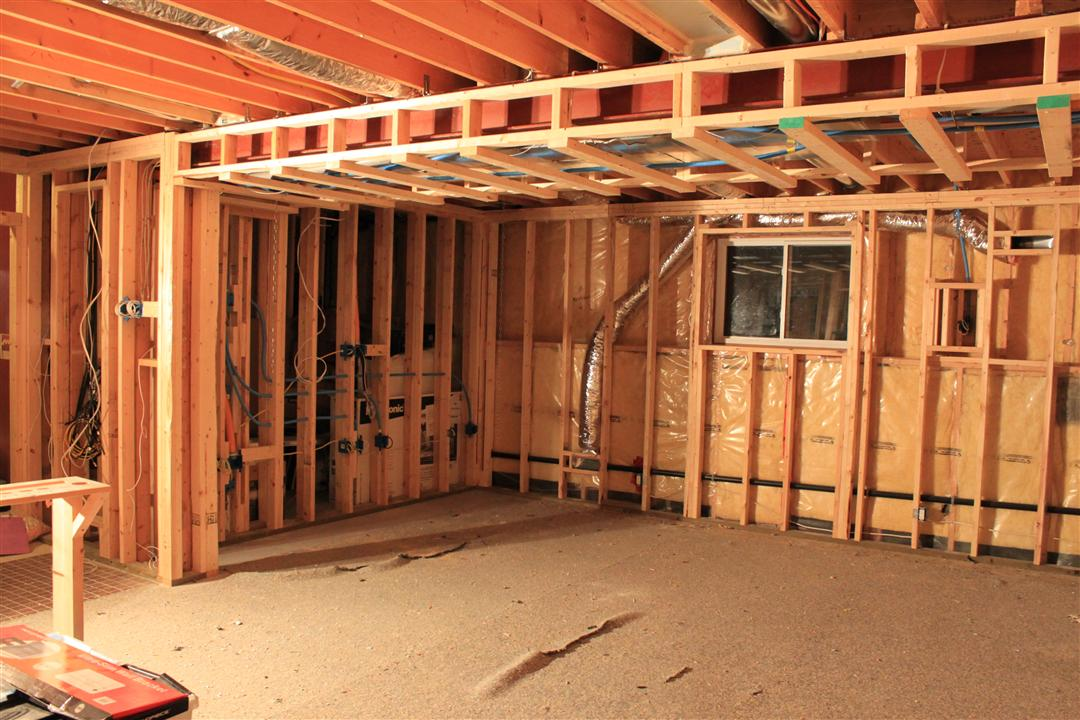 Framing Ductwork Dwg Around